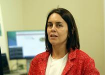A directora da Axencia Galega de Innovación, Patricia Argerey