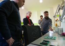 Visita Strelia Electrotecnia